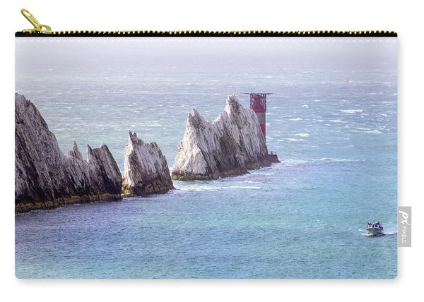 The Needles Lighthouse Carry-all Pouch