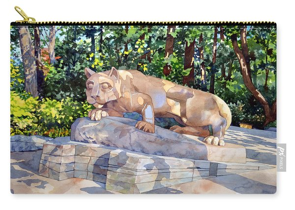 The Nittany Lion Carry-all Pouch