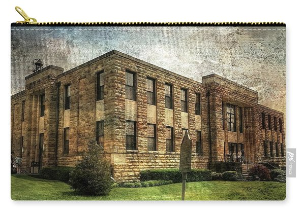 The Old County Courthouse Carry-all Pouch