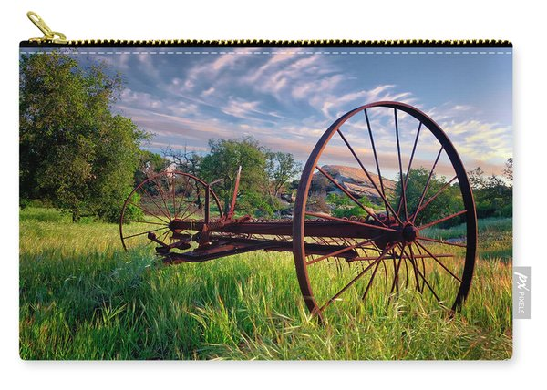 The Old Hay Rake 2 Carry-all Pouch