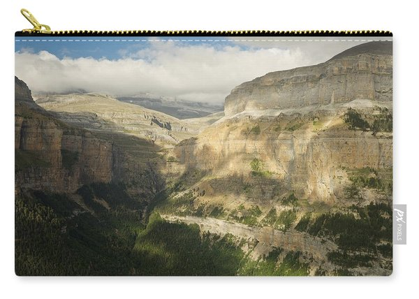 The Ordesa Valley Carry-all Pouch