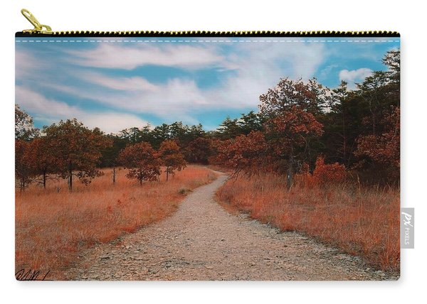 The Path To Enlightenment Carry-all Pouch