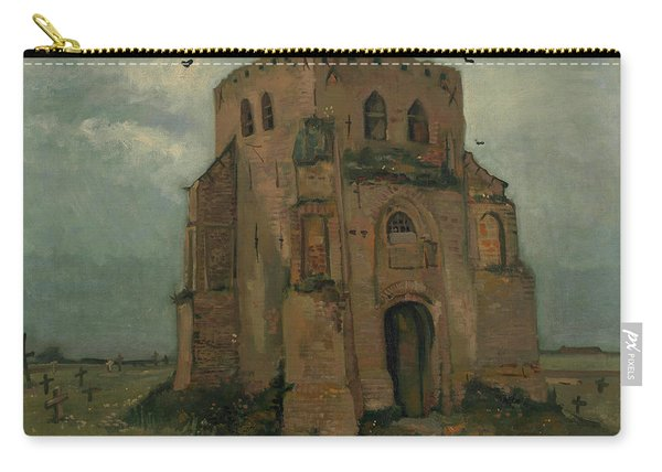 The Peasants Churchyard, The Old Church Tower Carry-all Pouch