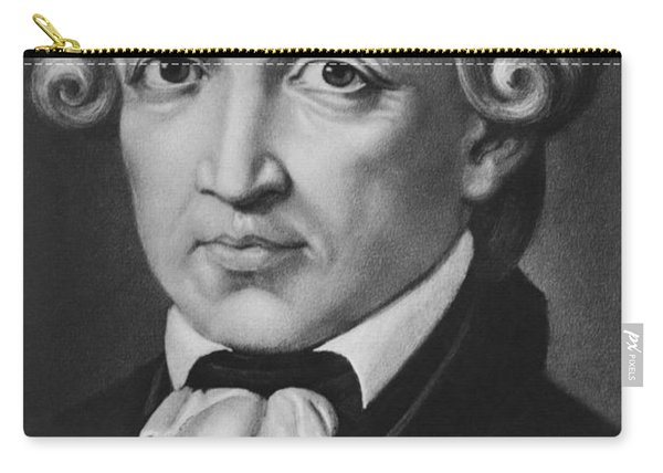 The Philosopher Immanuel Kant Carry-all Pouch
