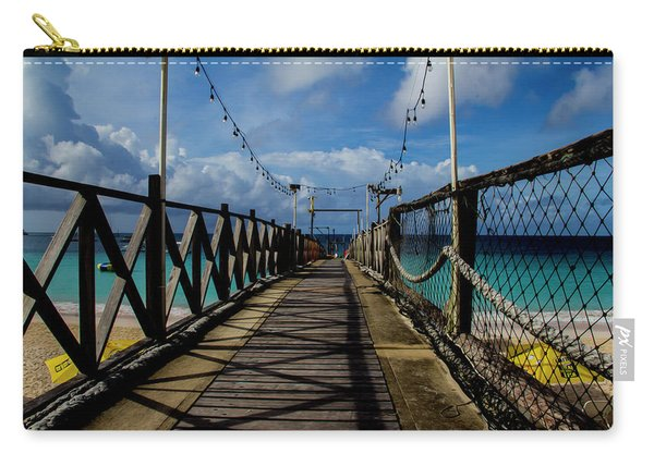 The Pier #3 Carry-all Pouch