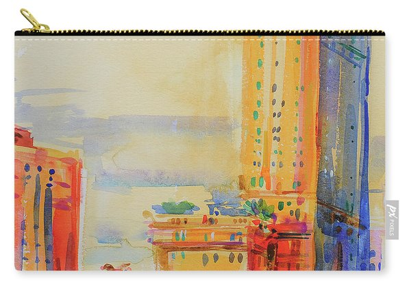The Pierre, New York Carry-all Pouch