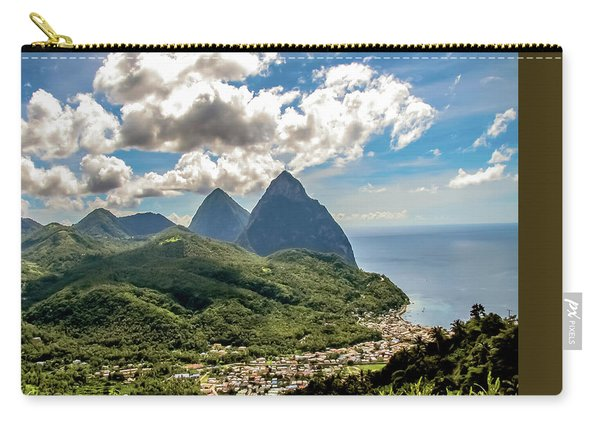 The Piton Twins Carry-all Pouch