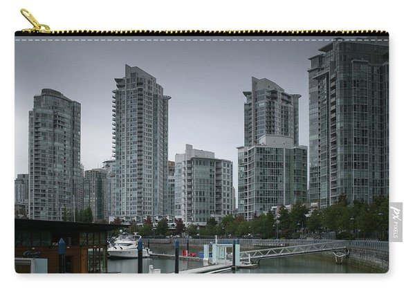 The Quayside Marina - Yaletown Apartments Vancouver Carry-all Pouch