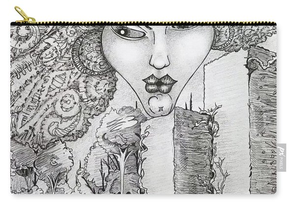 The Queen Of Oz Carry-all Pouch