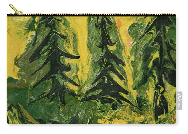 The Quiet Pines Carry-all Pouch
