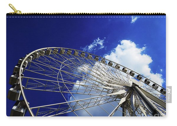 The Ride To Acrophobia Carry-all Pouch