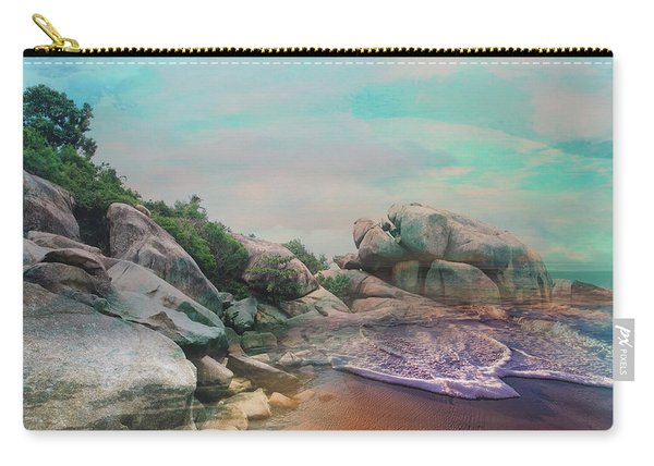 The Rising Tide Montage Carry-all Pouch