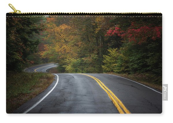 The Road To Friends Lake Carry-all Pouch