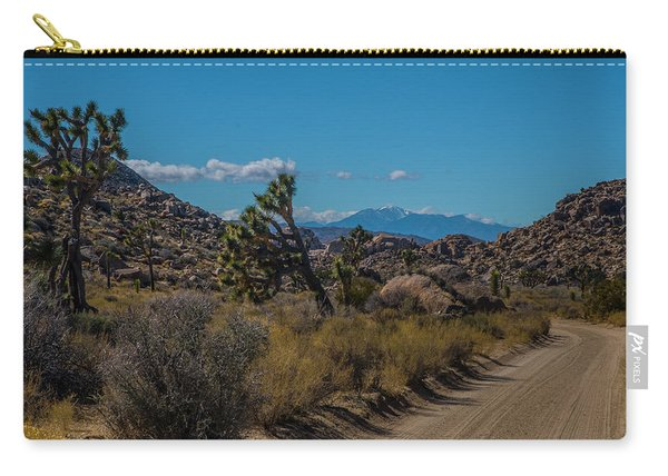 The Road To Hidden Valley Carry-all Pouch