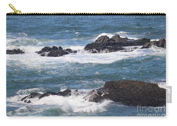 The Seascape Carry-all Pouch