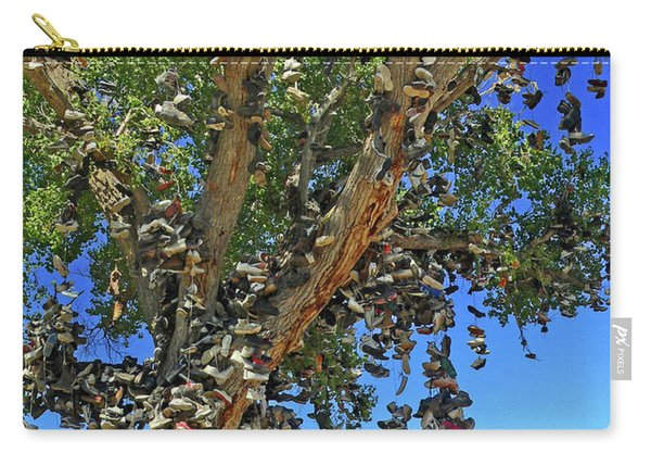 The Shoe Tree Carry-all Pouch