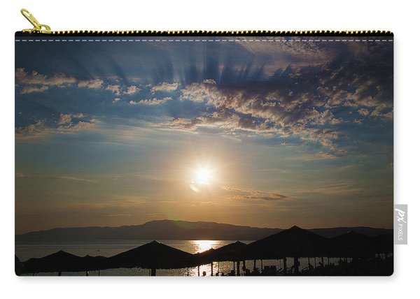 the Sky above Us Carry-all Pouch