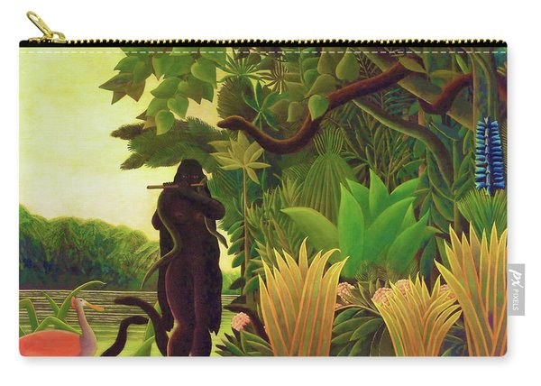 The Snake Charmer - Digital Remastered Edition Carry-all Pouch