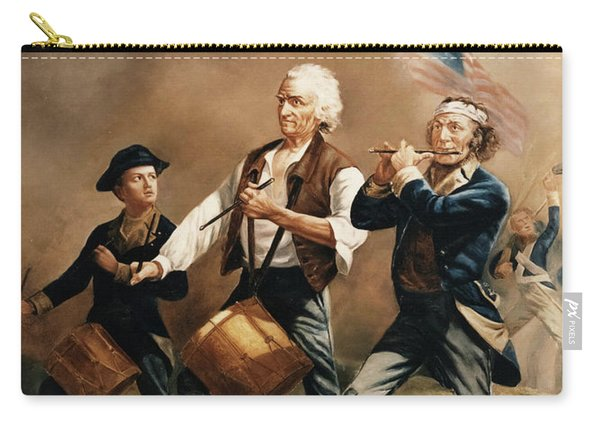 The Spirit Of '76, 1876 Carry-all Pouch