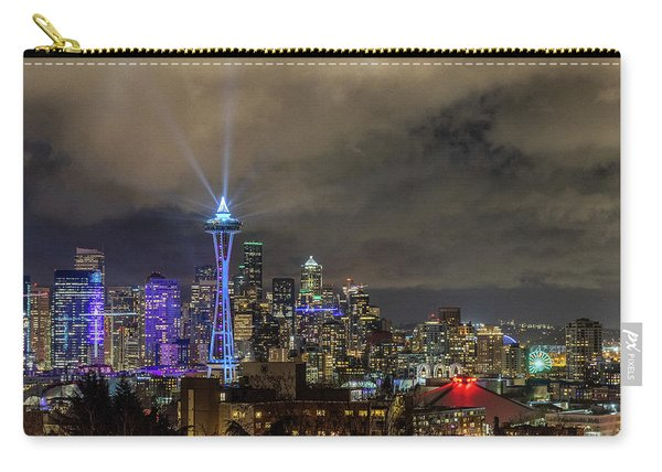 The Star Of Seattle Carry-all Pouch