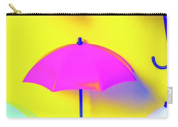 The Sun Shower Scene Carry-all Pouch