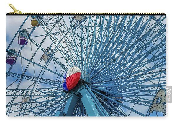 The Texas Star, State Fair Of Texas Carry-all Pouch