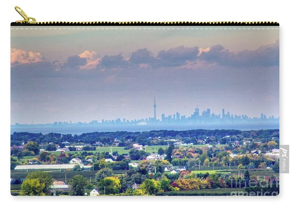 The Toronto Skyline Carry-all Pouch