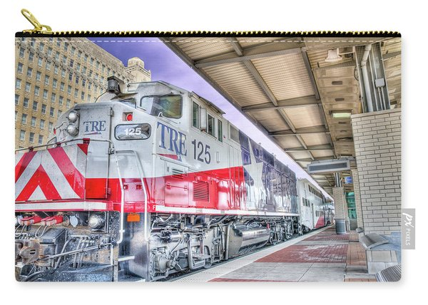 The Trinity Railway Express Tre Carry-all Pouch