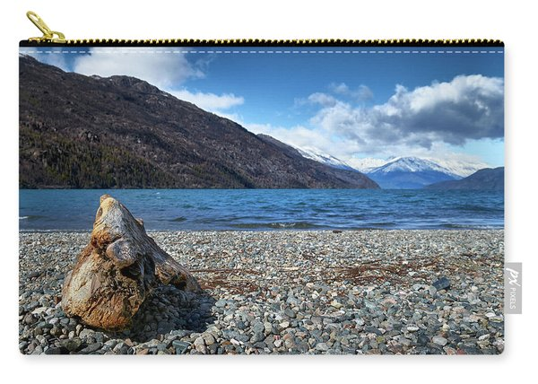 The Puelo Lake In The Argentine Patagonia Carry-all Pouch