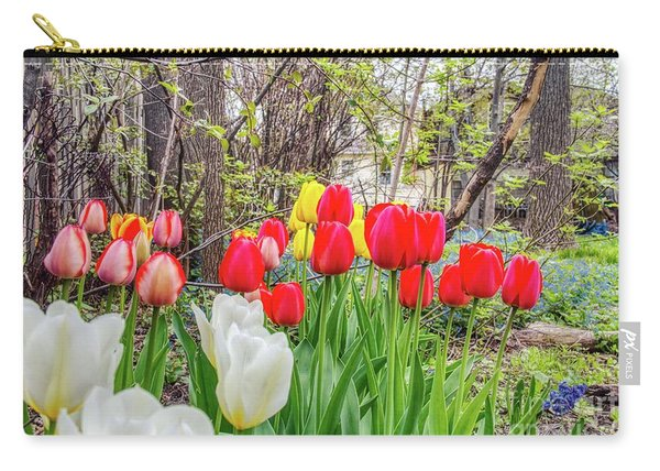 The Tulips Are Out. Carry-all Pouch