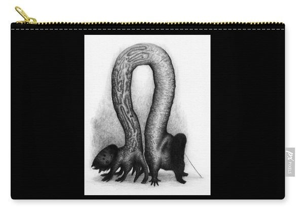 The Very Hungry Inch Worm - Artwork Carry-all Pouch