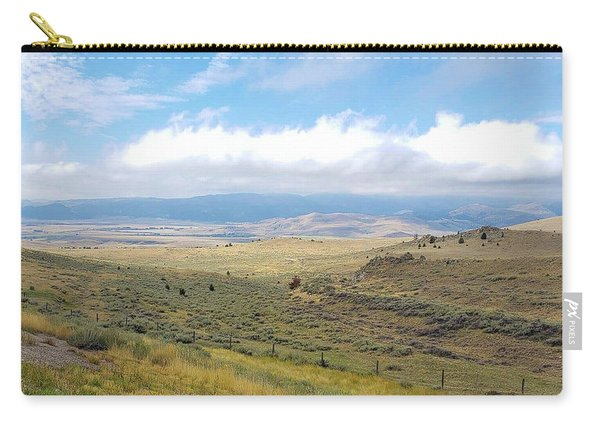Montana Viewwwww Carry-all Pouch