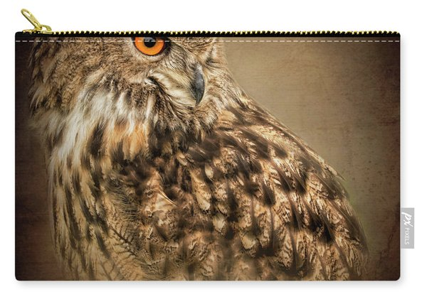 The Watchful Eye Carry-all Pouch