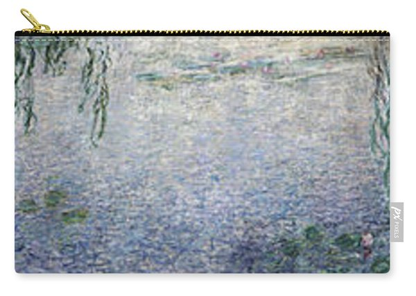 The Water Lilies - Clear Morning With Willows - Digital Remastered Edition Carry-all Pouch