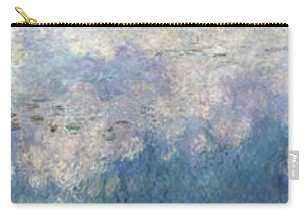 The Water Lilies, The Clouds - Digital Remastered Edition Carry-all Pouch