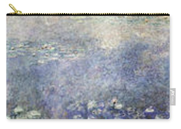 The Water Lilies, The Two Willows - Digital Remastered Edition Carry-all Pouch