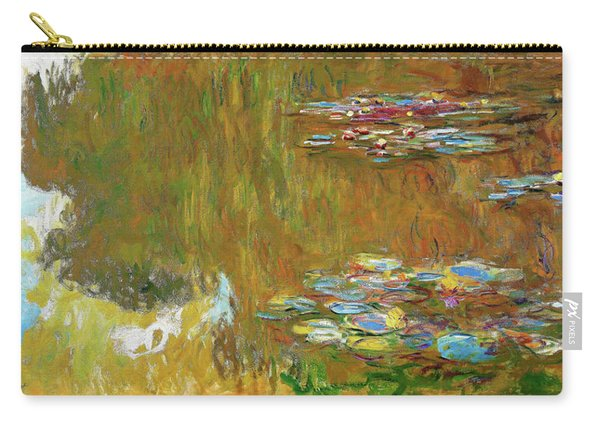 The Water Lily Pond - Digital Remastered Edition Carry-all Pouch