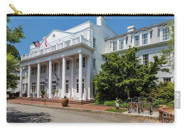 The Willcox Hotel - Aiken Sc Carry-all Pouch