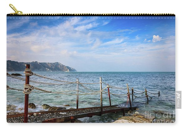 The Winter Sea #2 Carry-all Pouch