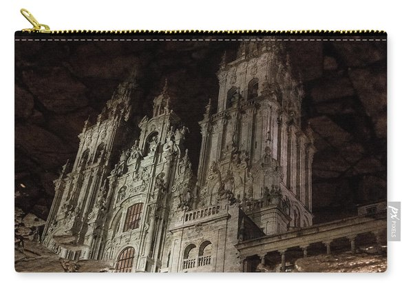 The World At Your Feet Carry-all Pouch