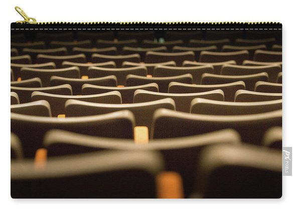 Theater Seats Carry-all Pouch