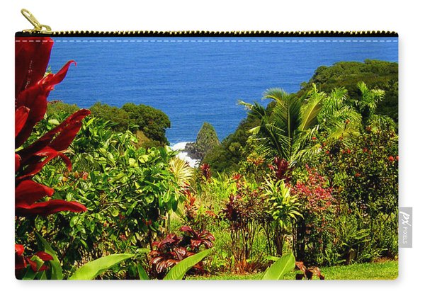 There Is A Paradise - Maui Hawaii Carry-all Pouch