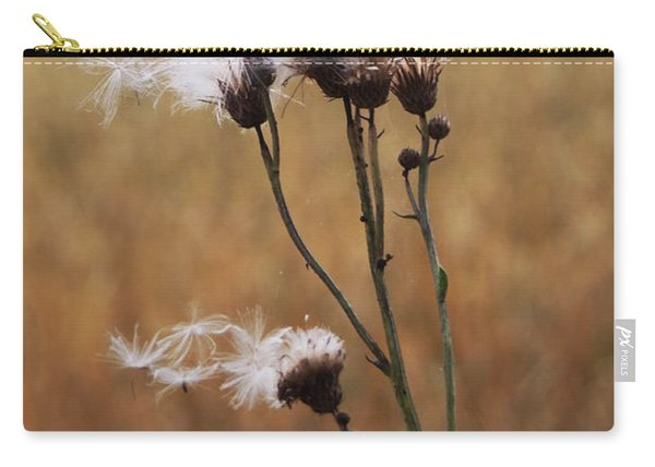 Thistle Down Carry-all Pouch
