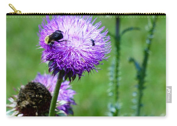 Thistle Visitors Carry-all Pouch