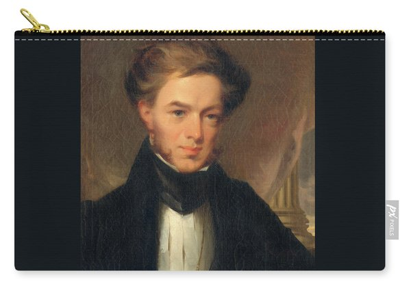 Portrait Of Thomas Ustick Walter, 1835 Carry-all Pouch