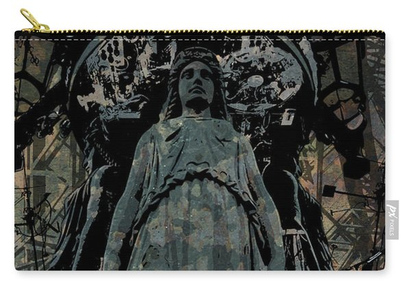 Three Caryatids Carry-all Pouch