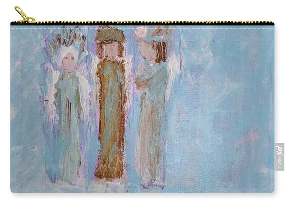 Angels For Appreciation Carry-all Pouch