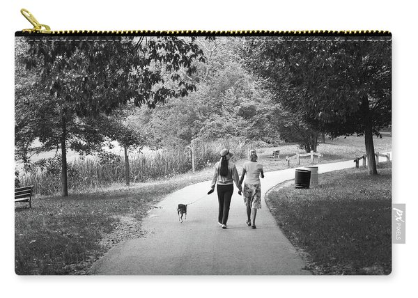 Threes A Company Carry-all Pouch