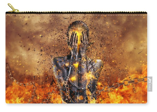 Through Ashes Rise Carry-all Pouch