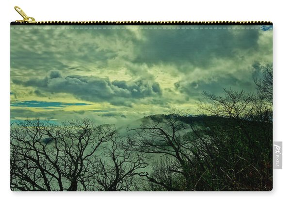 Thunder Mountain Clouds Carry-all Pouch